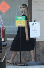 Pregnant APRIL LOVE GEARY Out in Malibu 09/22/2020