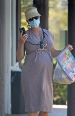 Pregnant KATY PERRY Out in Santa Barbara 08/03/2020
