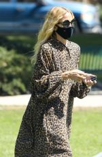 RACHEL ZOE Out and About in Los Angeles 09/04/2020