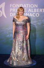 REBEL WILSON at Monte-carlo Gala for Planetary Health 09/24/2020