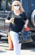 REBEL WILSON Out for Smoothie in Los Angeles 09/23/2020