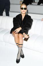 RITA ORA at Fendi Spring/Summer 2021 Show at Fashion Week in Milan 09/232/2020
