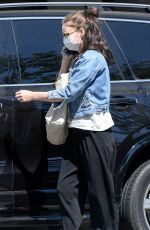 ROONEY MARA Out and About in Los Angeles 09/24/2020
