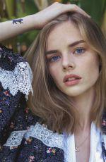 SAMARA WEAVING in Vogue Magazine, Australia September 2020