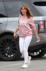 SAMIA LONGCHAMBON Out in Wilmslow 09/04/2020