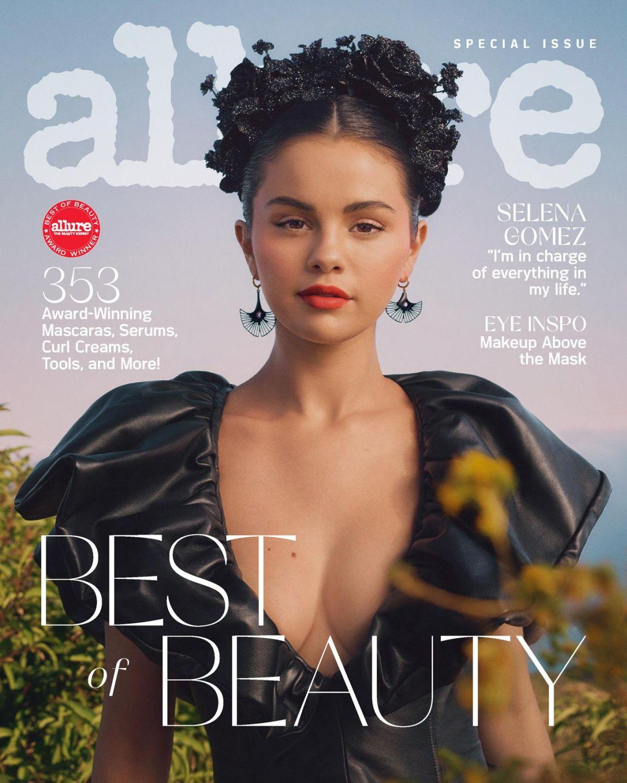 SELENA GOMEZ in Allure Magazine, October 2020 - HawtCelebs
