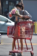 SELMA BLAIR Out Shopping in Studio City 09/22/2020