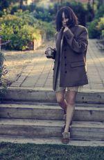 SHANNEN DOHERTY for Elle Magazine, October 2020