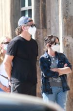 SHANNEN DOHERTY Out Shopping at a Market in Malibu 09/05/2020