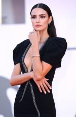 SOFIA RESING at Miss Marx Premiere at 2020 Venice Film Festival 09/05/2020