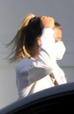 SOFIA RICHIE Arrives at a Friends House in Malibu 09/20/2020