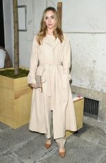 SUKI WATERHOUSE at Hugo Boss Fashion Show in Milan 09/25/2020