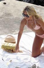 SYLVIE MEIS in Bikini at a Beach in Italy 09/23/2020