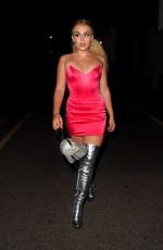TALLIA STORM Night Out in London 09/23/2020