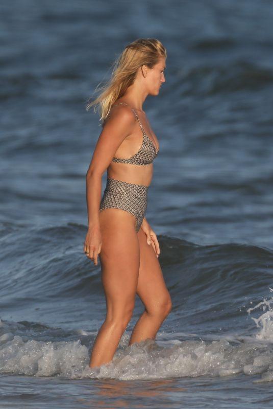 TAYLOR NEISEN in Bikini at a Beach in The Hamptons 09/07/2020