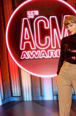TAYLOR SWIFT at 55th Academy of Country Music Awards in Nashville 09/16/2020
