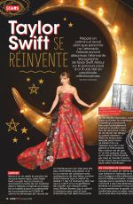 TAYLOR SWIFT in Cool Canada Magazine, October 2020