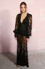 THYLANE BLONDEAU at Etam Spring/Summer 2021 Fashion Show at PFW in Paris 09/29/2020