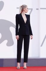 VANESSA KIRBY at The World To Come Premiere at 77th Venice Film Festival 09/06/2020