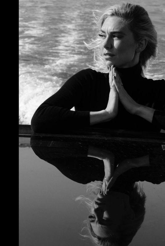 VANESSA KIRBY for Armani Beauty, 2020