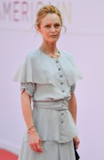 VANESSA PARADIS at Rouge Premiere at 2020 Deauville American Film Festival 09/11/2020