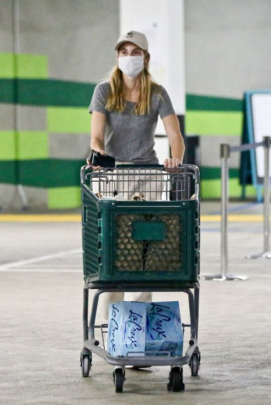 WHITNEY PORT Out Shopping in Los Angeles 09/04/2020