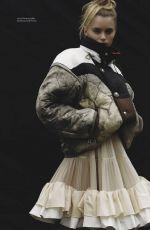 ABBEY LEE KERSHAW in Vogue Magazine, Australia October 2020