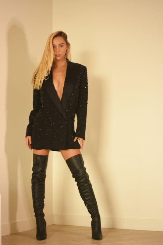 ALEXIS REN at Green Carpet Fashion Awards 2020 Virtual Presentation 10/10/2020