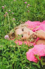 AMANDA GOLDEN for Her New Album Photoshoot, September 2020