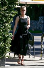 AMBER HEARD Out and About in Los Feliz 10/30/2020