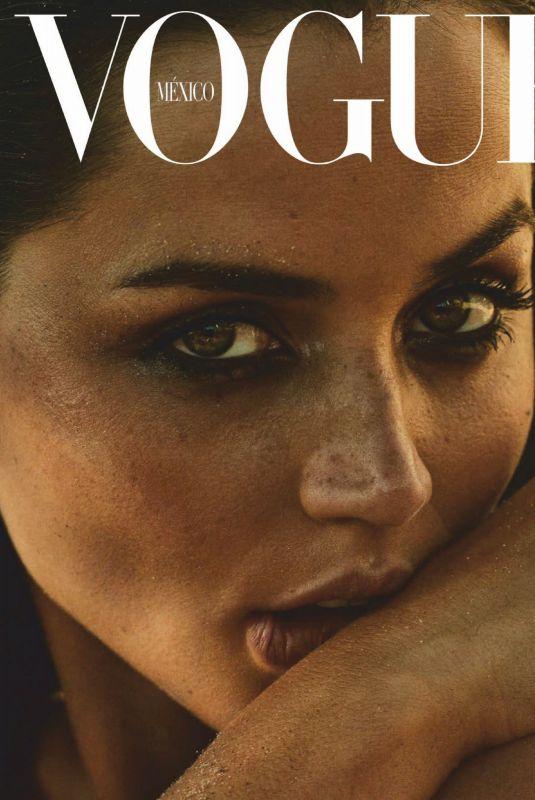 ANA DE ARMAS in Vogue Magazine, Mexico October 2020