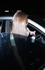 ANASTASIA KARANIKOLAOU Leaves The Nice Guy in West Hollywood 10/13/2020