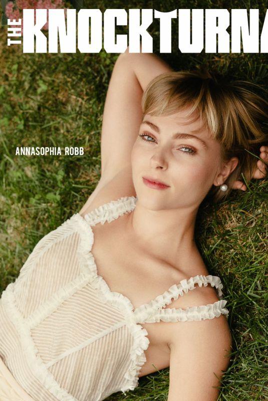 ANNASOPHIA ROBB for The Knockturnal, October 2020