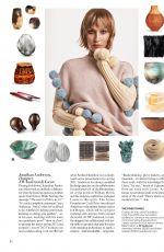 BELLA HADID in Vogue Magazine, November 2020