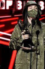 BILLIE EILISH at 2020 Billboard Music Awards 10/14/2020