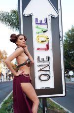 BLANCA BLANCO as Princess Leia for Halloween 10/31/2020