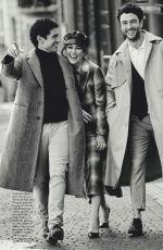 BLANCA SUAREZ in Elle Magazine, Spain November 2020