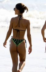 CAMILA COELHO in Bikini at a Beach in Santa Monica 10/03/2020