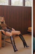 CHARLOTTE LAWRENCE for Matches Fashion, October 2020