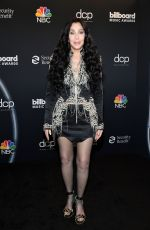 CHER at 2020 Billboard Music Awards 10/14/2020