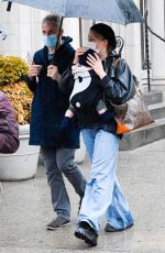 CHLOE SEVIGNY Out in New York 10/17/2020