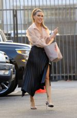 CHRISHELL STAUSE at Dancing with the Stars Studio in Los Angeles 10/21/2020