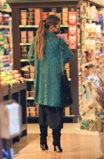 CHRISSY TEIGEN Out Shopping Flowers in West Hollywood 10/19/2020