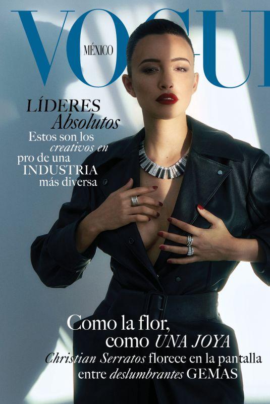 CHRISTIAN SERRATOS for Vogue Magazine, Mexico, November 2020