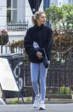DELILAH HAMLIN and Eyal Booker Leaves a Gym in London 10/15/2020