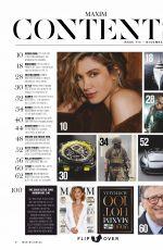 DELTA GOODREM in Maxim Magazine, Australia November 2020