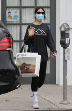 EIZA GONZALEZ Out and About in Los Angeles 10/23/2020