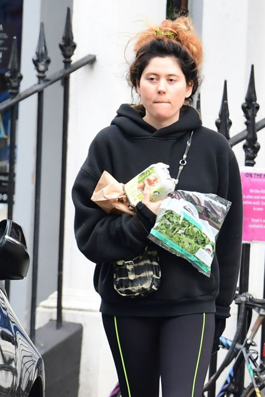 ELIZA DOOLITTLE Out Shopping in London 10/06/2020