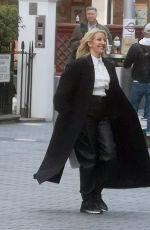 ELLIE GOULDING Out and About in Kensington 10/07/2020