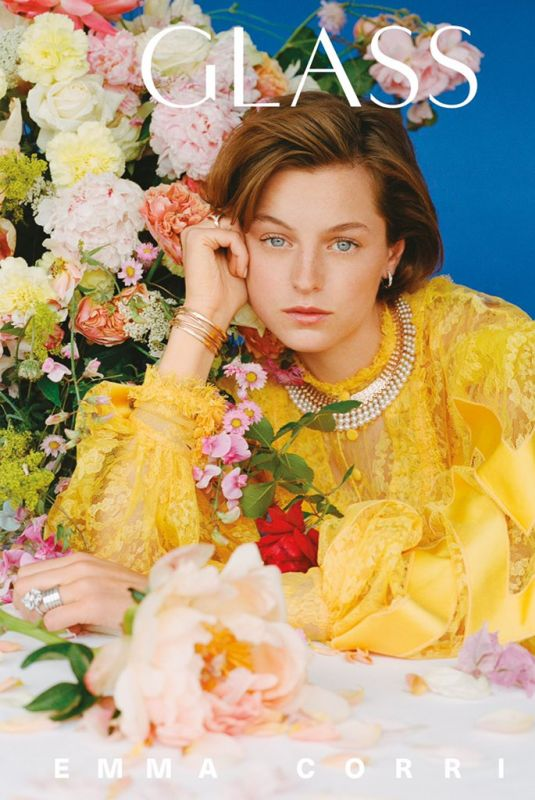 EMMA CORRIN for Glass Magazine, 2020
